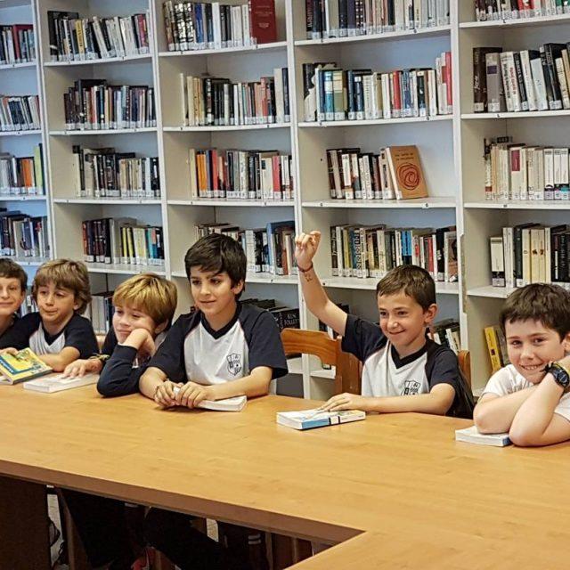 Aqu tenemos a los alumnos de 4 EPO lecturaenfamila conhellip