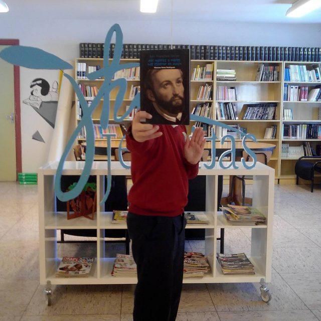 Concurso bookface participa17  Diego de Pablo bibliojesuitasburgos destinoinfantilampjuvenil