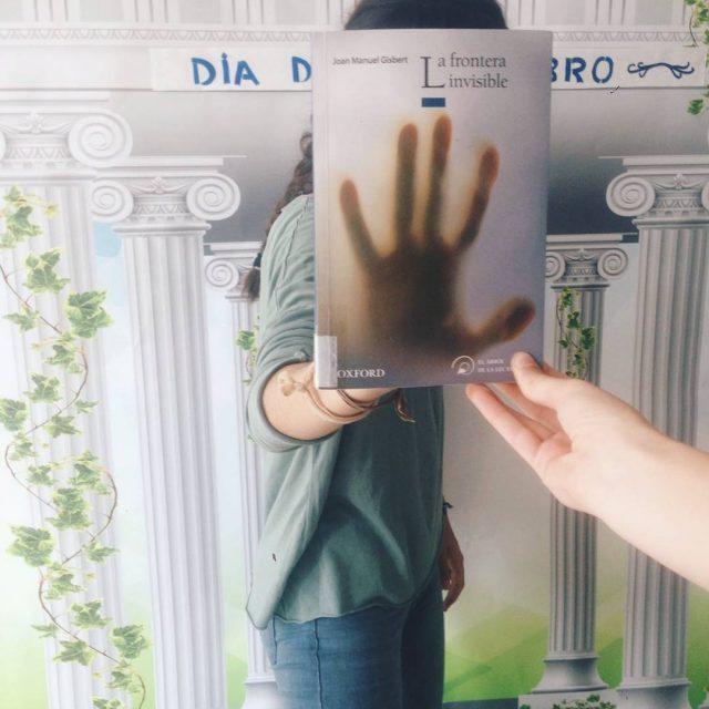 Concurso bookface participa17  Carmen Velazquez bibliojesuitasburgos destinoinfantilampjuvenil