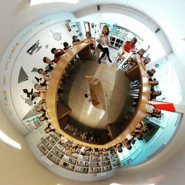 Una foto bien chula con alumnos de EPO y suhellip